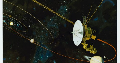 NASA's Voyager 1 hears a faint sound new to science coming from deep space