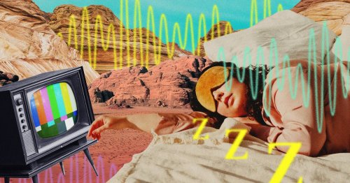 There's A Reason You Can't Resist Sleeping With Background Noise