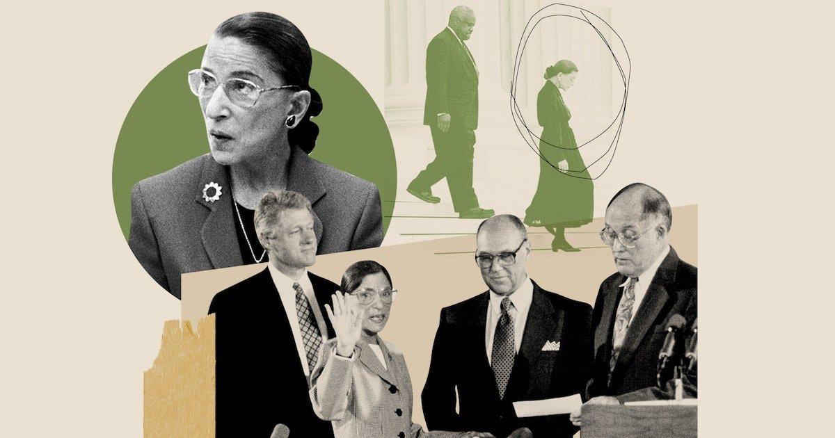 Rule Breaker & Law Maker: Remembering Justice Ruth Bader Ginsburg
