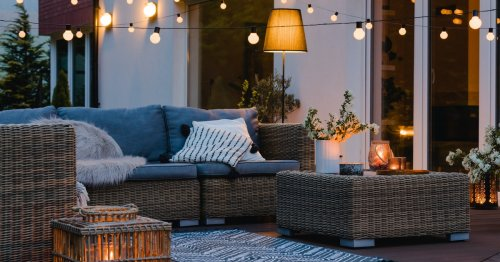 The Best Patio Finds From Walmart For Your Next Outdoor Hangout