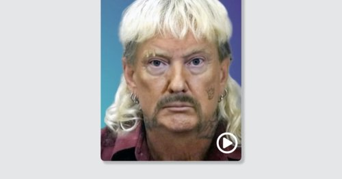 This company will let you sell your own deepfake, or buy a Trump and Joe Exotic one