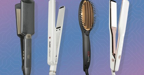 The Best Flat Irons At Every Price Point — Plus 2 Other Game-Changing Hair Tools