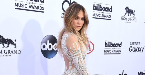 """J.Lo's Best Haircuts *Ever* Included A Version Of """"The Rachel"""""""