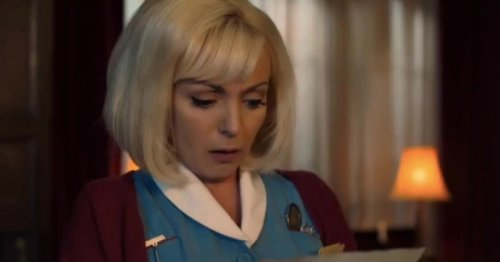 'Call The Midwife' Xmas Teaser Clip Involves An Unpleasant Surprise For Trixie