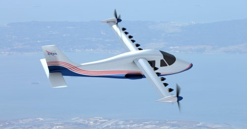 NASA's electric plane and more: Understand the world through 9 images