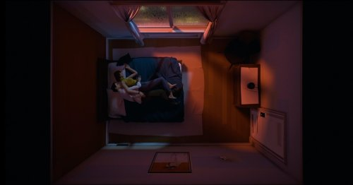 The terror and solace of tiny apartments in video games