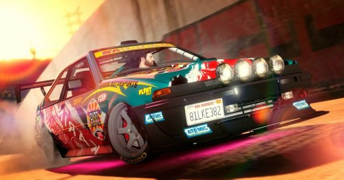 Here's exactly when you can play the 'GTA Online' Los Santos Tuners update