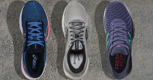 5 Stability Running Shoes That Are Legitimately Comfortable