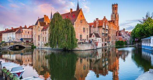 Sorry, Venice, This Belgian City Is Stealing Your Thunder In 2021