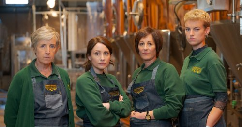 Filming For BBC's 'The Pact' Took Place An Actual Brewery