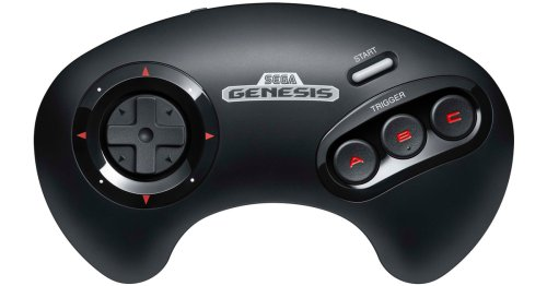 Sega Genesis Switch controller release date, price, and full game list