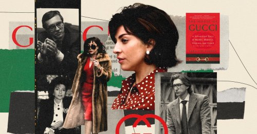 'House of Gucci' Will Be Wild If It's Anything Like The Book
