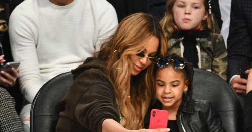You Need To See These 17 Adorable Pics Of Beyonce's Kids
