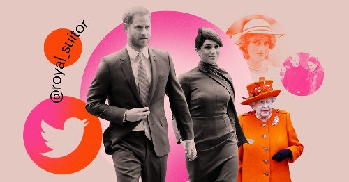 As @Royal_Suitor, Here's Why I'm Dedicated To Defending Harry & Meghan