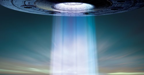 UFOs are real but might not be aliens — and that's somehow more terrifying
