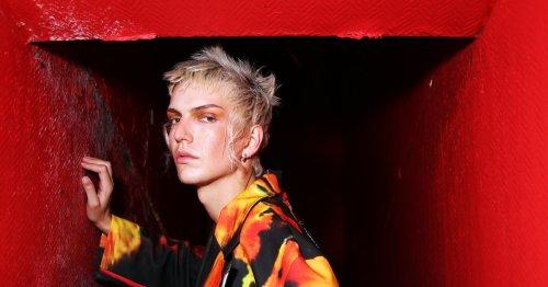 Pressiat Is the Gender-Fluid Parisian Designer Making Goth Fashion