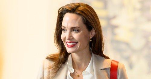 Here's A Peek Inside Angelina Jolie's Anti-Maximalist Jewelry Box