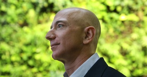 Jeff Bezos is going to space, which is the most divorced guy thing imaginable