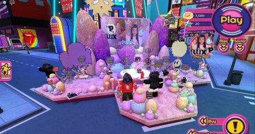 Roblox takes a page from Fortnite's book with new Listening Parties