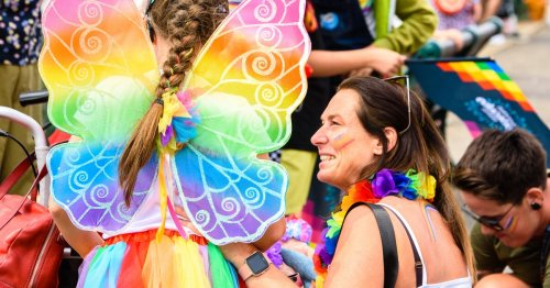 10 Fun, Easy Ways To Celebrate & Honor Pride Month With Your Kids