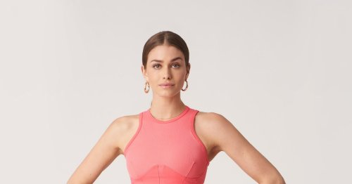 New Balance and Bandier's women's athleisure apparel is incredible