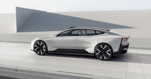 Volvo's sustainable Android-powered EV is real