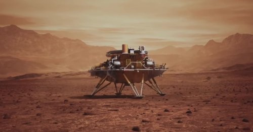 How China's Zhurong Mars rover compares to Perseverance