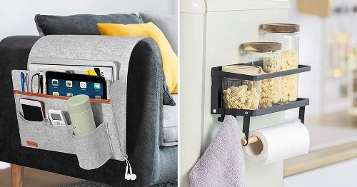 47 clever things that make your home look cozier & more organized