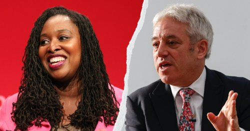 """Dawn Butler & John Bercow Join Forces To Call Out """"Absurd"""" Removal From Parliament"""