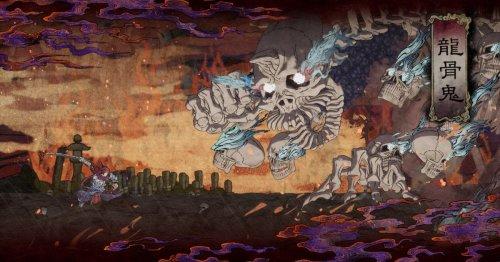 'GetsuFumaDen: Undying Moon' is Konami's best game since 'Metal Gear Solid 5'
