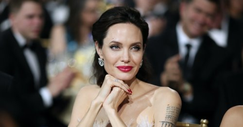 Angelina Jolie Reveals Why She Started Acting Again