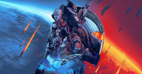 Here's exactly when you can start playing 'Mass Effect: Legendary Edition'