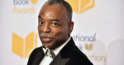 Nobody is more qualified to host 'Jeopardy!' than LeVar Burton