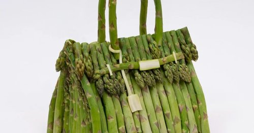 Hermès' vegetable Birkin bags are good enough to eat — literally