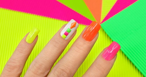 The DIY-Friendly Nail Trend You're Seeing All Over Instagram