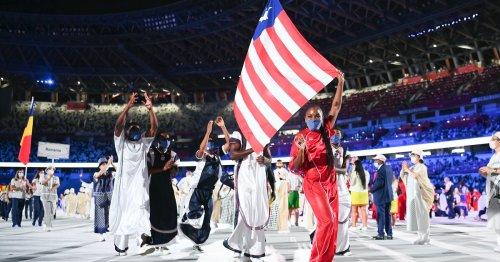 Telfar Made Its Olympic Debut With Team Liberia