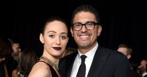 Emmy Rossum Shared The First Photo Of Her Daughter With An Important Vaccine Message