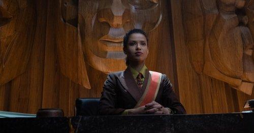 Ravonna Renslayern is setting up a major new villain in 'Loki'