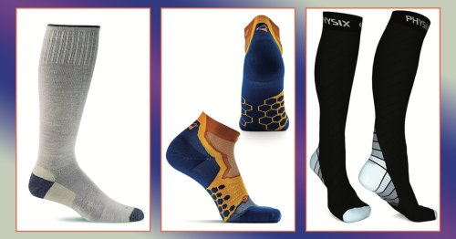 8 compression socks for travel, running & more — including a doctor-recommended pair