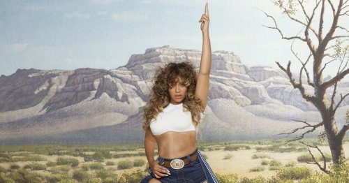 Beyoncé turns into a cowgirl for rodeo-inspired Adidas Ivy Park apparel