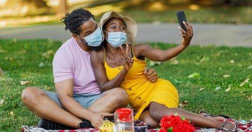 25 IG Captions For That First Post-Vaccine Date Night With Your Boo