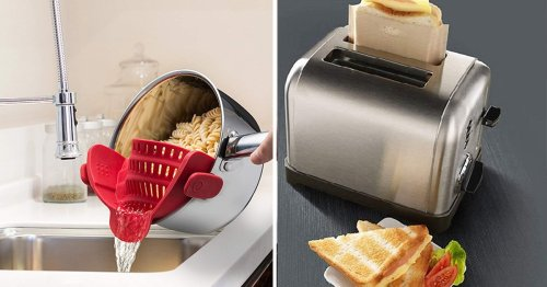 These 40 Kitchen Products Are So Genius, They'll Change The Way You Cook
