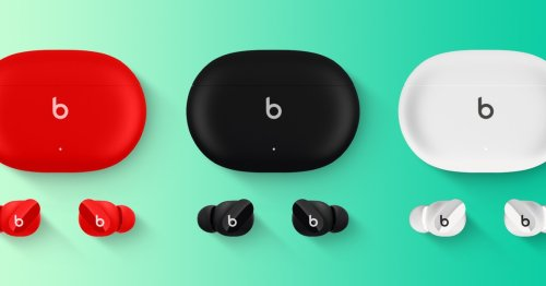 Apple accidentally leaked the Beats Studio Buds, an alternative to the AirPods for people who don't want to be sheeple
