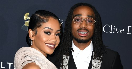 "It Looks Like Saweetie Called Quavo A ""F*cking Narcissist"" In Her New Song"