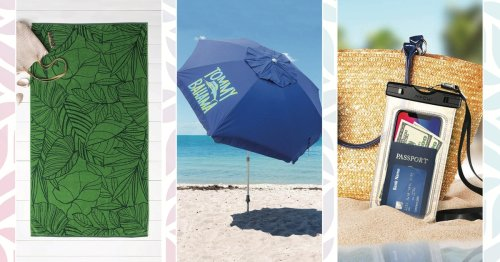 17 Clever Beach Accessories To Stock Up On Right Now