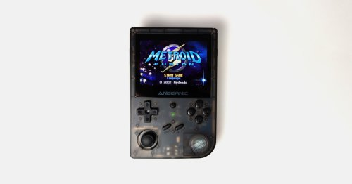 This retro handheld is the Game Boy Nintendo won't give us