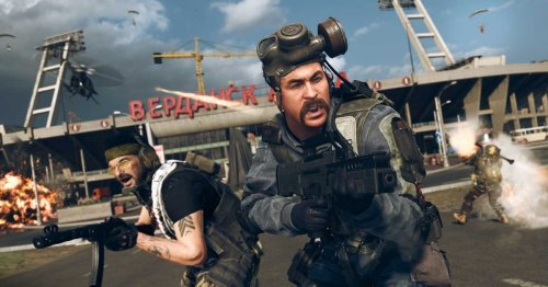 'Call of Duty: Warzone' Double XP and 8 more free Play at Home PS5 bonuses