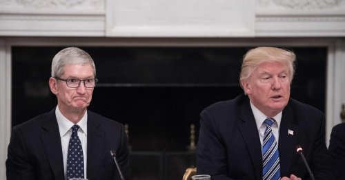 Google, Apple, and Facebook are mad as hell at the U.S. government over new spying laws