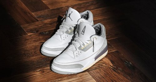 Women get first access to Nike's 'A Ma Maniére' Air Jordan 3 sneaker