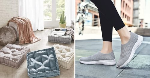65 Things That Are Really, Really Comfortable On Amazon